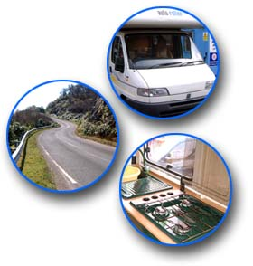 Welcome to Motorhome hire Scotland